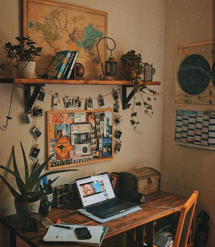 Inspirador Sobre Todo Para Aquellos Travelbloggers Por Ahi Aesthetic Rooms Aesthetic Room Decor Room Decor