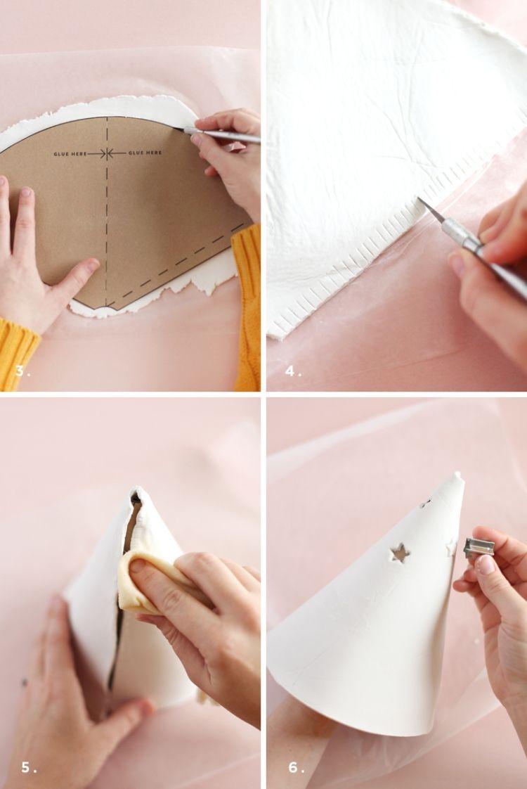 moderne weihnachtsdeko basteln und gestalten 45 tolle ideen basteln gestalten ideen. Black Bedroom Furniture Sets. Home Design Ideas