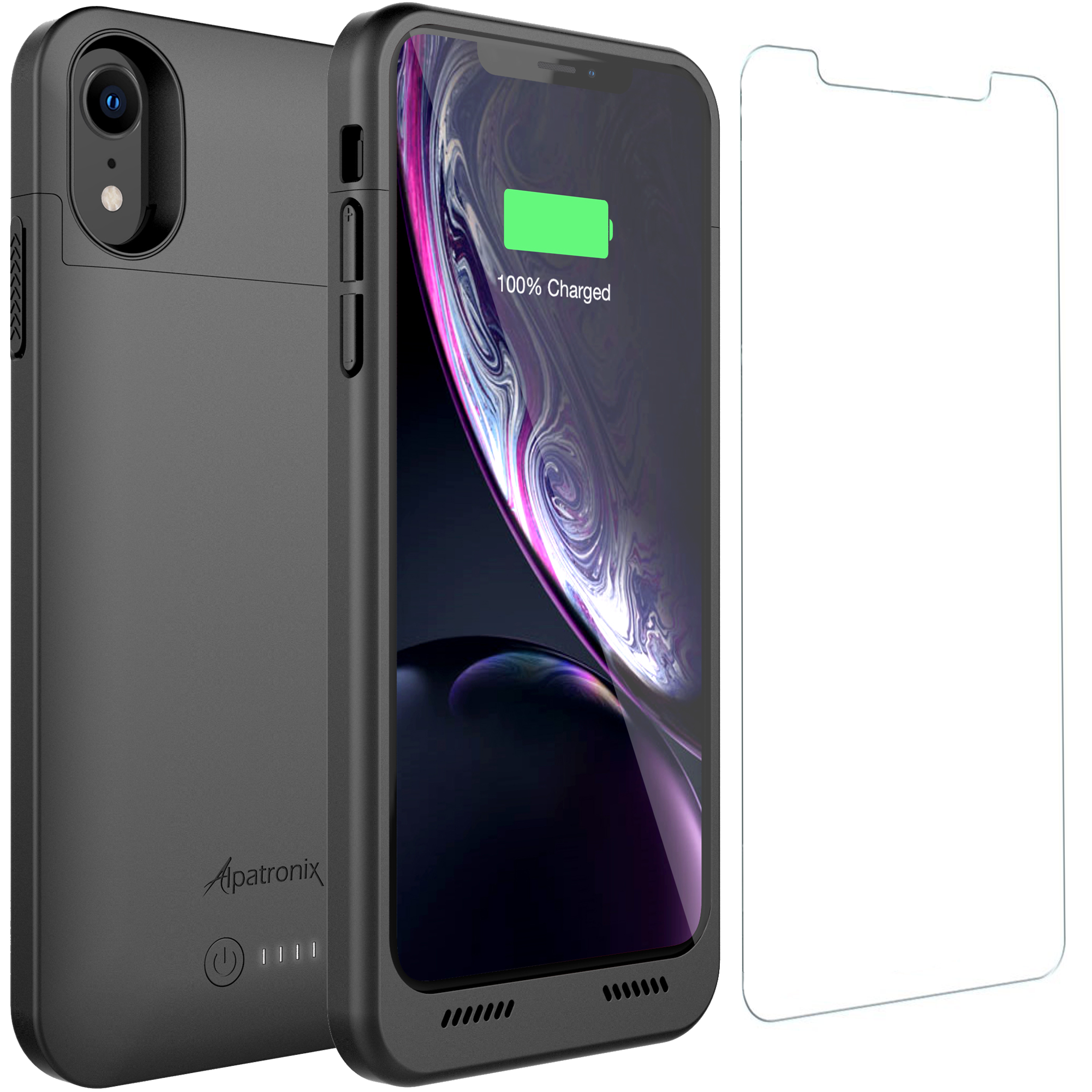 the latest 16e0c 4e038 5000mAh Qi Compatible Battery Case for iPhone XR (BXXr) | Products ...