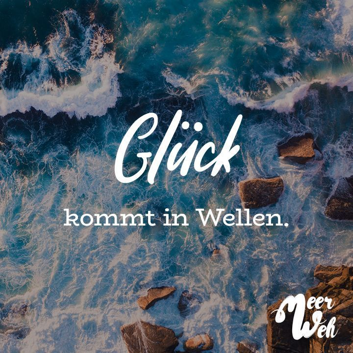 Visual Statements®️️️ Glück kommt in Wellen. Sprüche / Zitate / Quotes / Meerweh / reisen / Fernweh / Wanderlust / Abenteuer / Strand / fliegen / Roadtrip / Meer / Sand / Landschaft / Sonnenuntergang / Sonnenaufgang Love funny quotes and inspirational quotes?  ArtyQuote Canvas Art & Apparel was made for you!Check out our canvas art, prints & apparel in store, click that link !