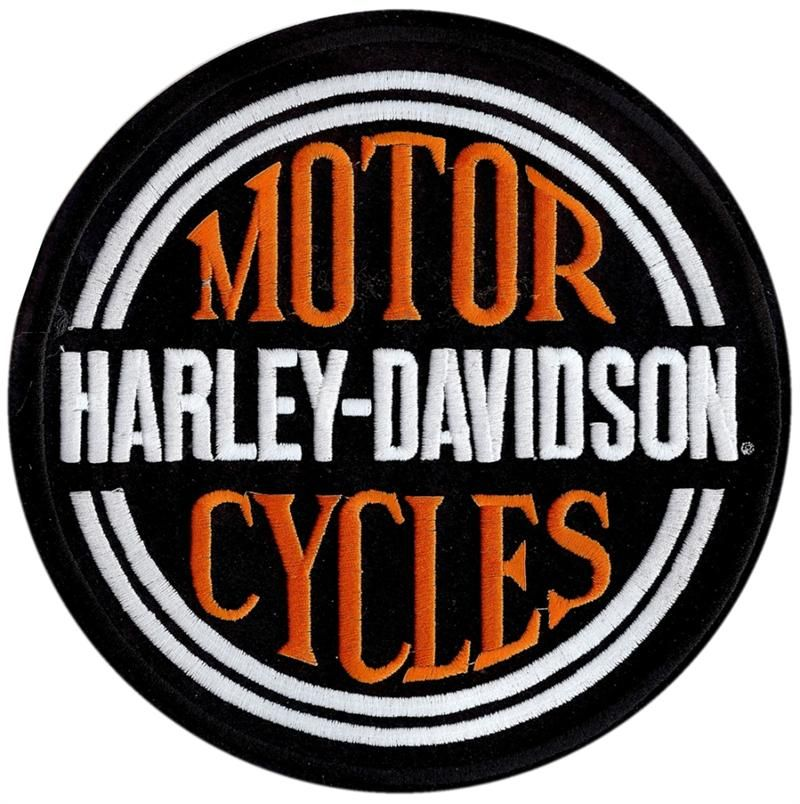 h-d-circle-name-lg-em239664 | Harley-Davidson Patches | Harley