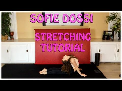 10 Contortion Stretching Tutorial Youtube Contortion Training Contortion Flexibility Workout