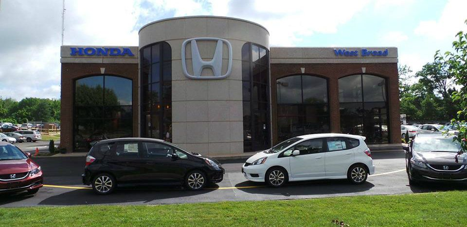 The Newly Renovated West Broad Honda Dealership Honda Renovations