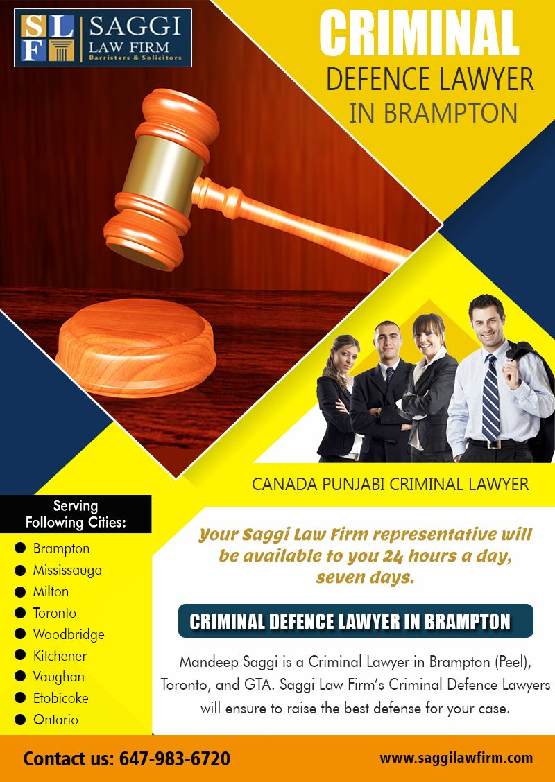 Benefits Of Using An Experienced Criminal Defence Lawyer