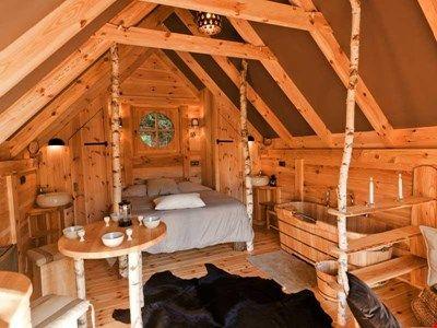 Hut Thalia - 24 m²