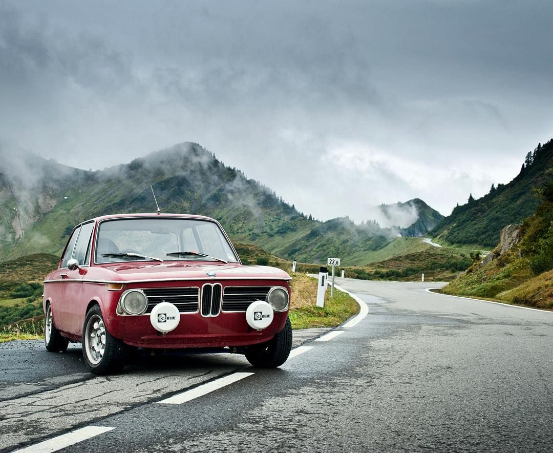 William Beaumont On Instagram The Furkajoch In Austria One Of The Many Places I Ll Fear To Take My Car To Again Once It S Finished Bm Bmw 2002 Bmw Beaumont