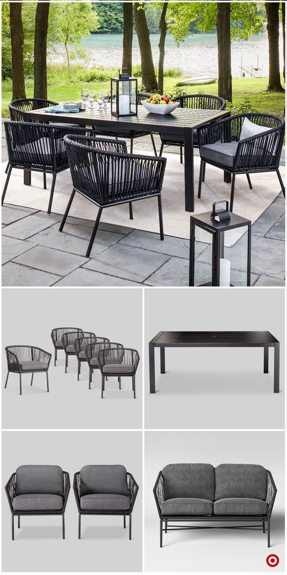 Shop Target For Patio Sets At Great Low Prices Free Shipping On