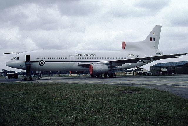 Lockheed L-1011 TriStar 500(K.1) RAF ZD951
