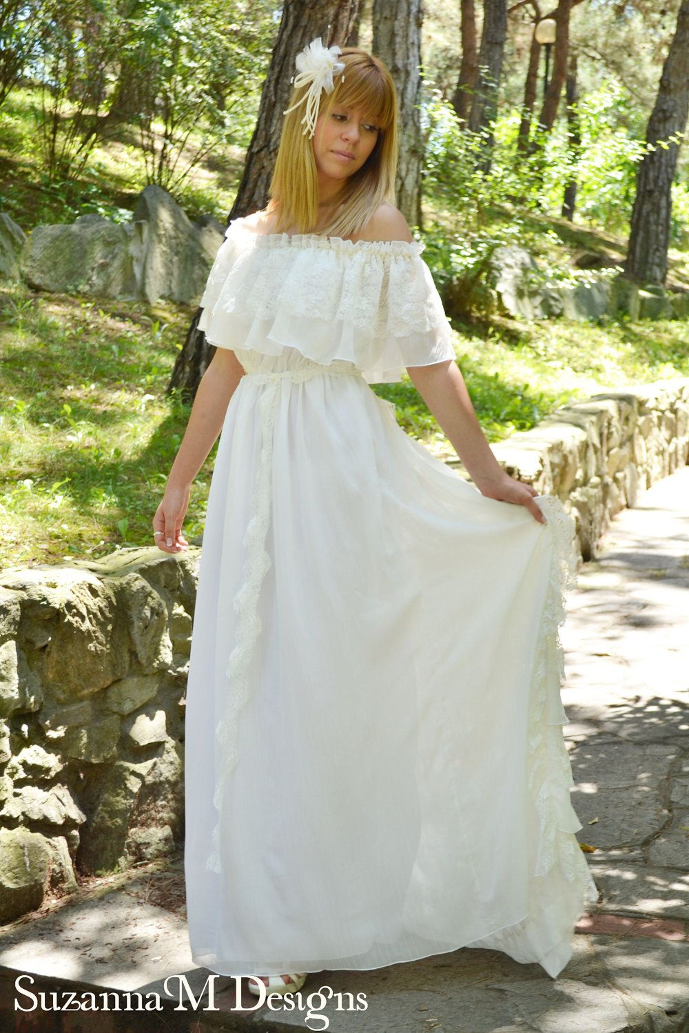 Wedding clothing bridal gowns u separates lace ivory wedding dress