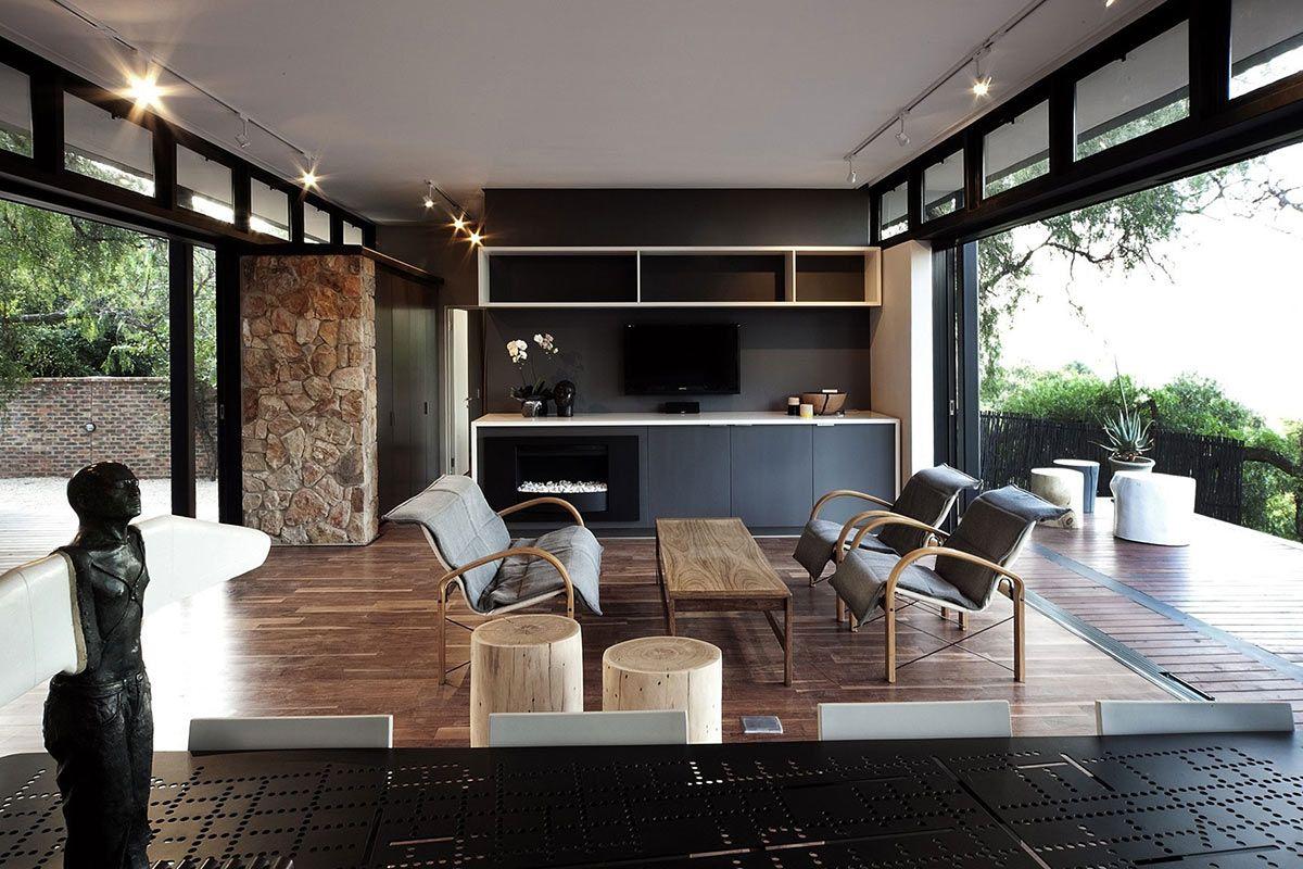 Modern SteelFramed Home in Johannesburg South Africa