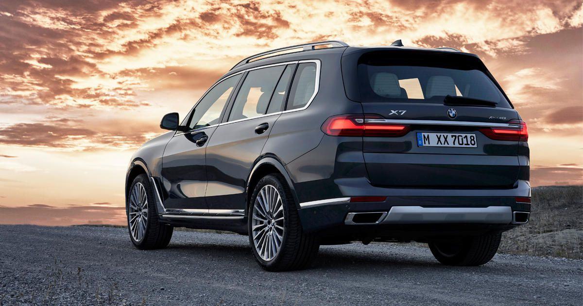 2019 Bmw X7 Is Big In Every Way Bmw X7 Luxury Car Brands Suv