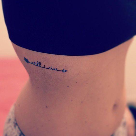 Love Sarah Hyland\'s Arrow Tattoo? See 30 More Ink Ideas!   Tattoo ...