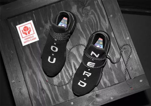 N.E.R.D. x adidas NMD Hu Complex Con