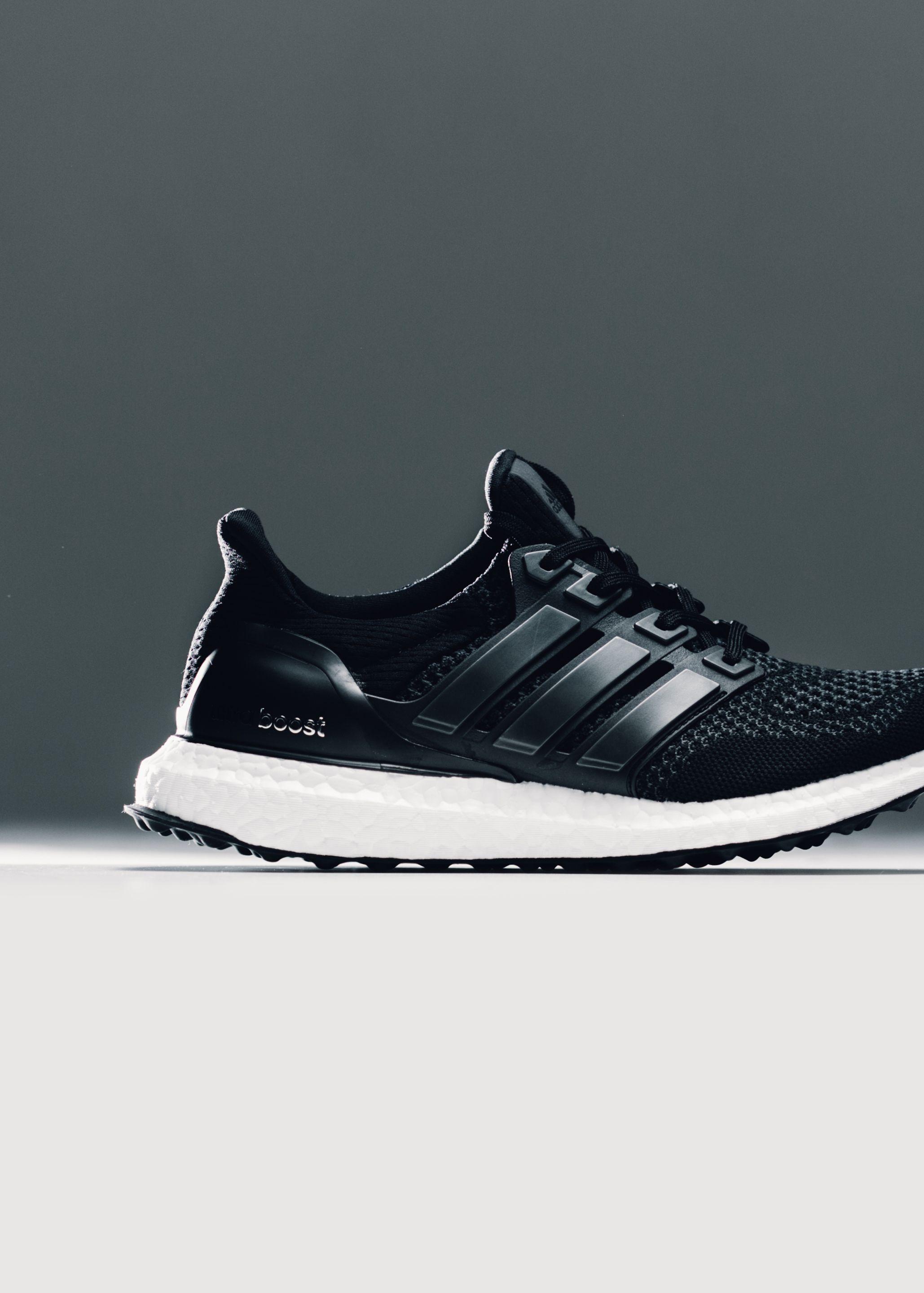 d1a6925cb50c9 Adidas Ultra Boost In Core Black  Adidas  AdidasOriginals  UltraBoost   Fashion  Streetwear  Style  Urban  Lookbook  Photography  Footwear  Sneakers   Kicks   ...