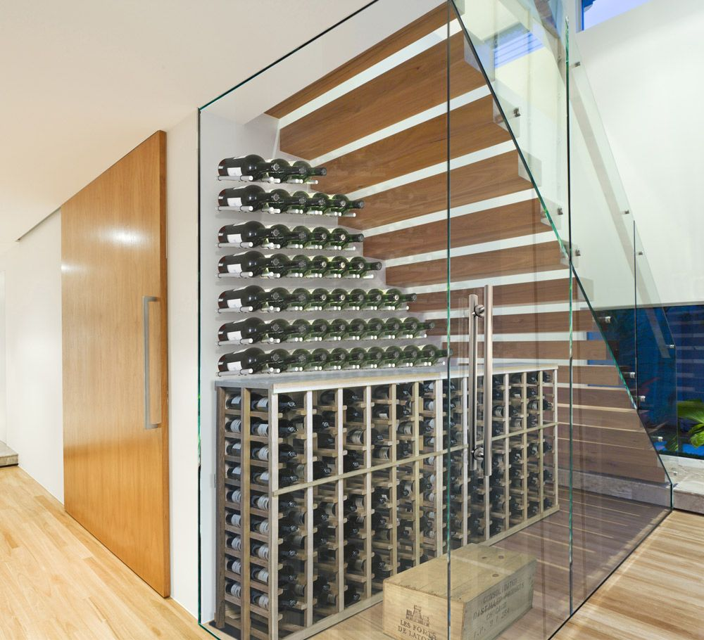 32+ Glass wine cellar under stairs inspirations