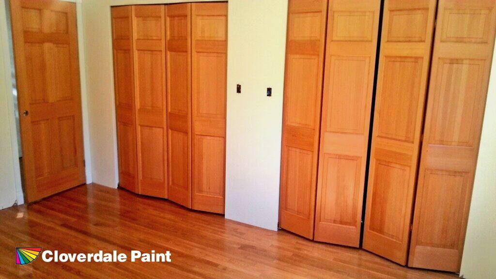Matching Closet Doors To Hardwood Floors A Coat Above Painting Langley Bc Four Coats Of Satin Timberlox 47 Tall Cabinet Storage Closet Doors Quality Paint