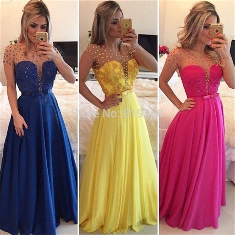 Venta online de vestidos de fiesta 2015