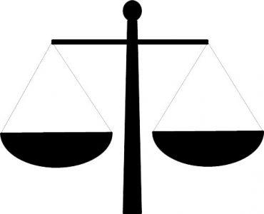 Significado Do Simbolo Do Direito Simbolo Do Direito Balanca