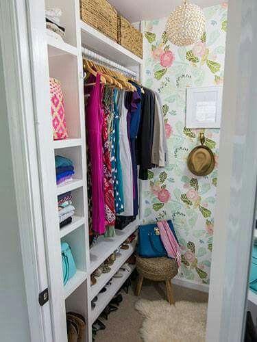 Closets, closets & closets!!