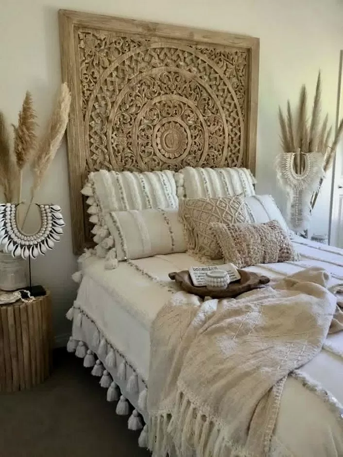 24+ amazing bedroom decoration ideas 29 is part of Boho bedroom - 24+ amazing bedroom decoration ideas 29