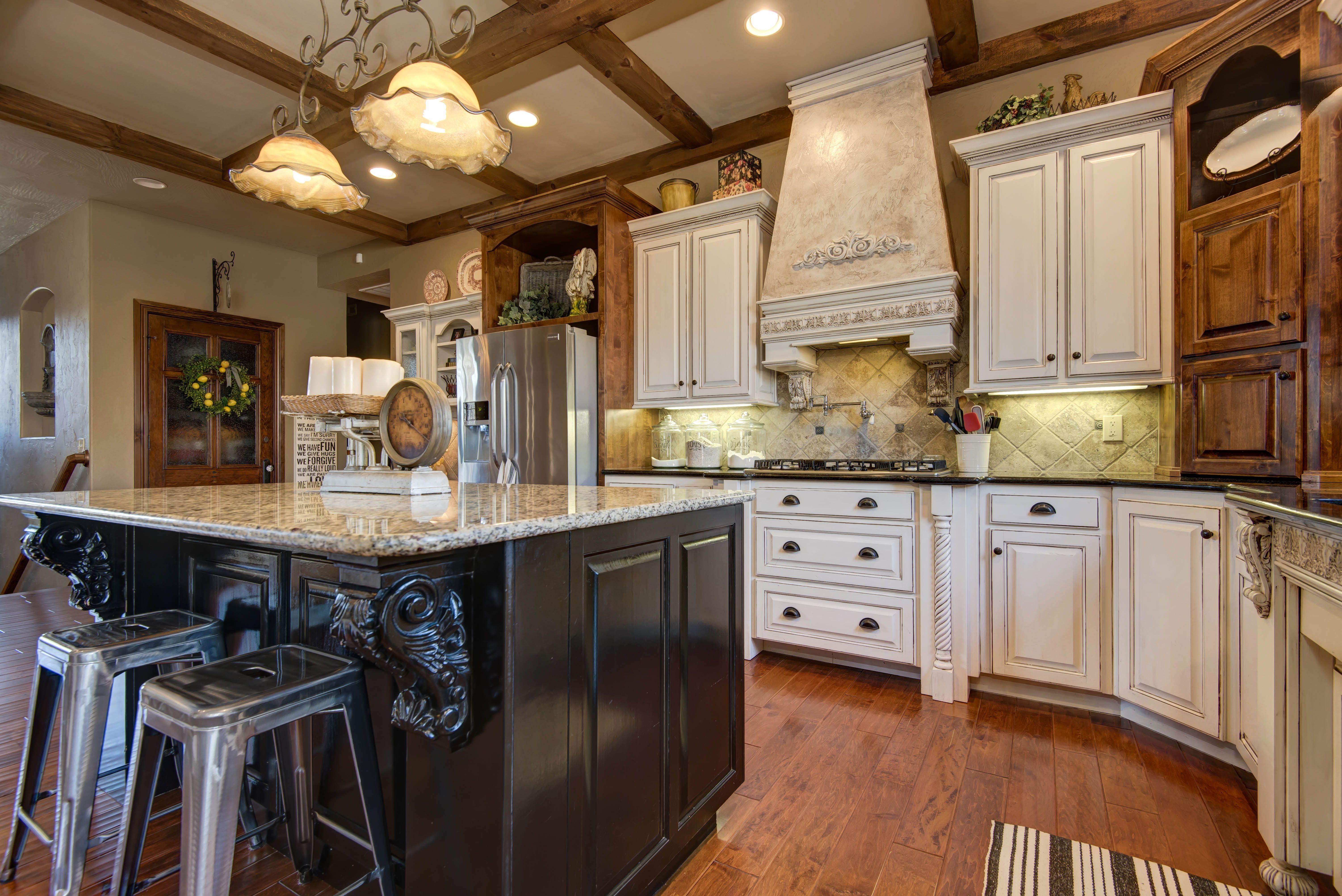 4th Edition Kitchen Design Best Kitchen Designs Wood Plank Flooring