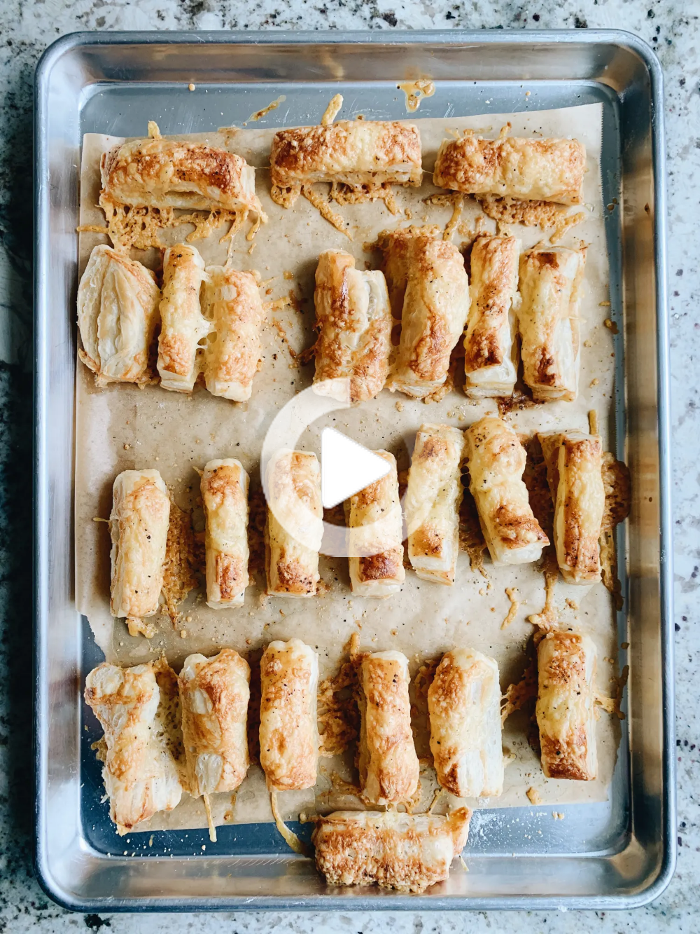Ina Garten's Cheesy Puff Pastry Batons Are So Good, I've Made Them Eve
