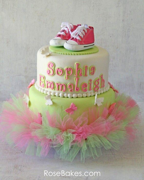 Butterflies Wedding Cake Ideas