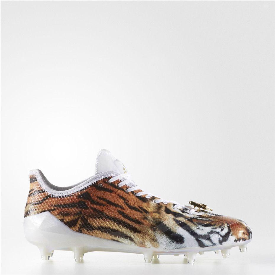 Adidas adizero 5star 60 uncaged cleats running white