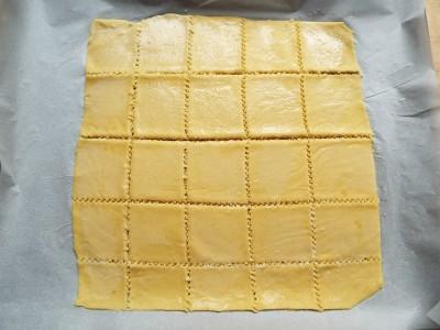 Photo of Crackers with rice flour gluten free recipe Zenzer …