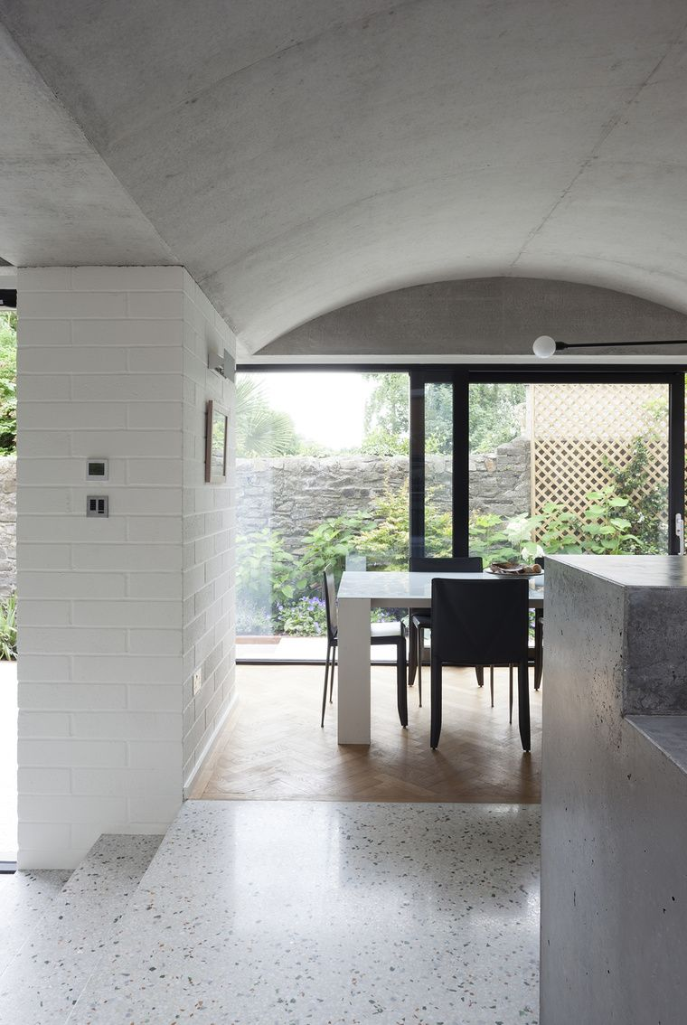 Gkmp Architects Vaulted House Ar Residential House