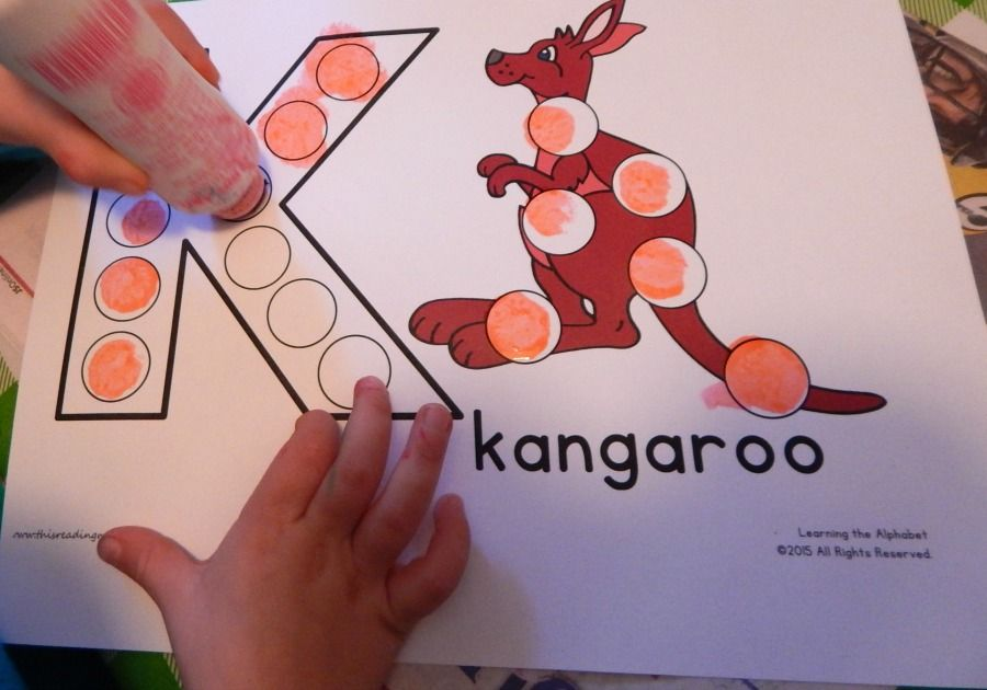 find letter k activities for 2 year old in this collection of simple play based activities