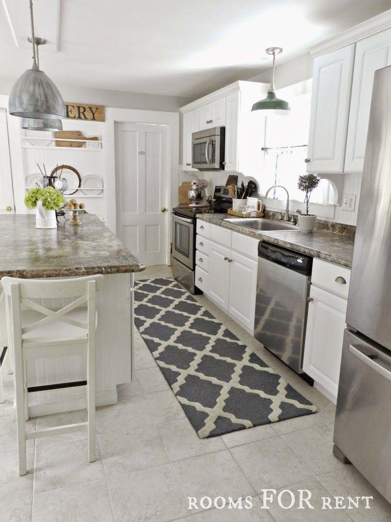 Creative Home Ideas Kitchen Mat