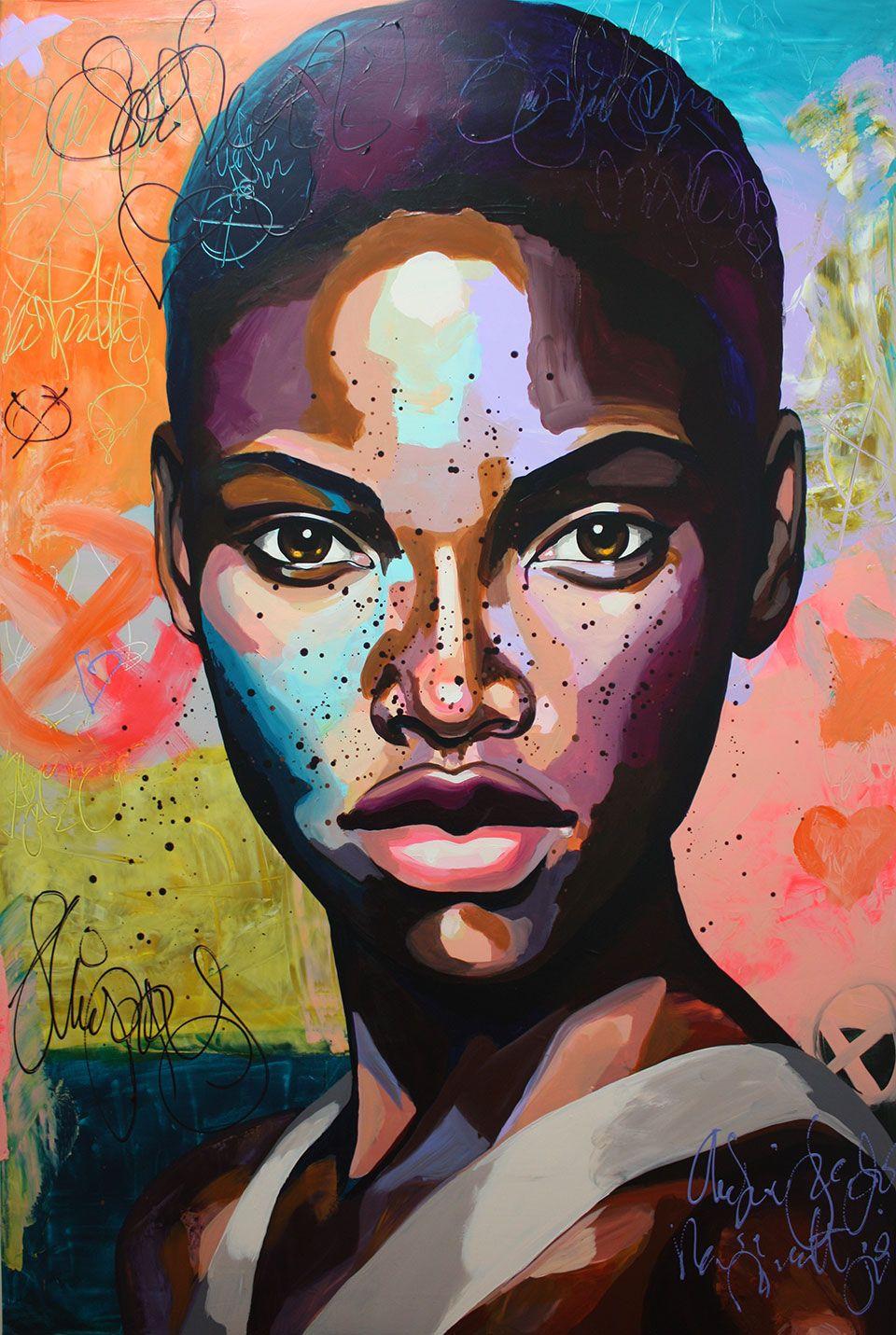 ALONA.jpg (960×1431) African art, Art, African american art