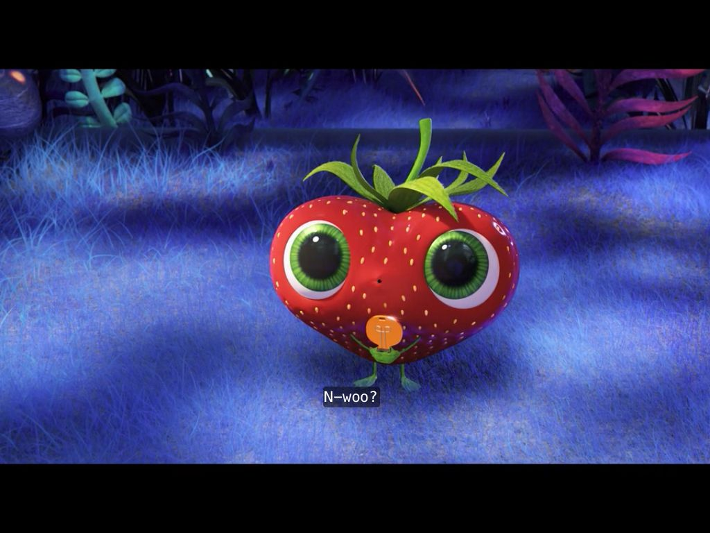 Cloudy with a Chance Of Meatballs 2, Berry is so cute!!!!!!! | Berry ...