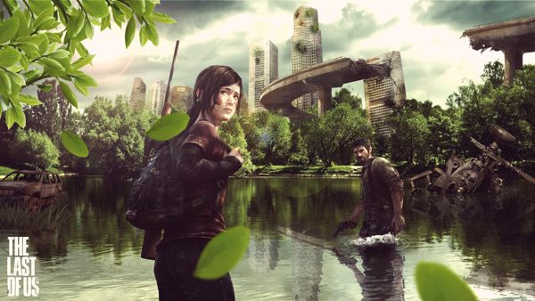 Graphics - Last of Us on Behance