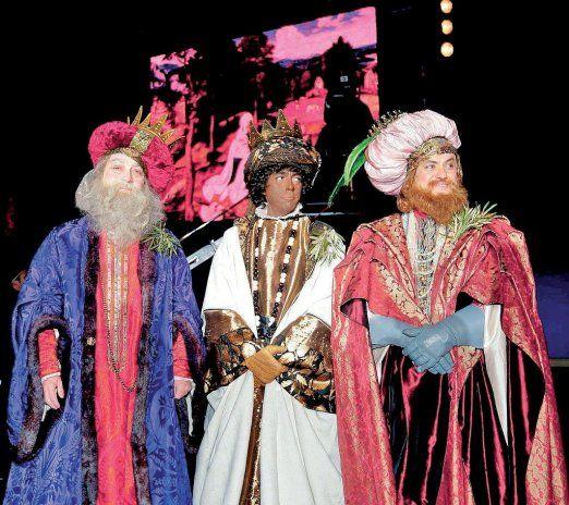 Tradici 243 N De Los Reyes Magos Nacionales Abc Color