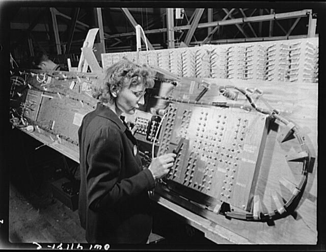 Terrific Boeing Aircraft Plant Seattle Washington Production Of B 17 Wiring Cloud Hisonuggs Outletorg