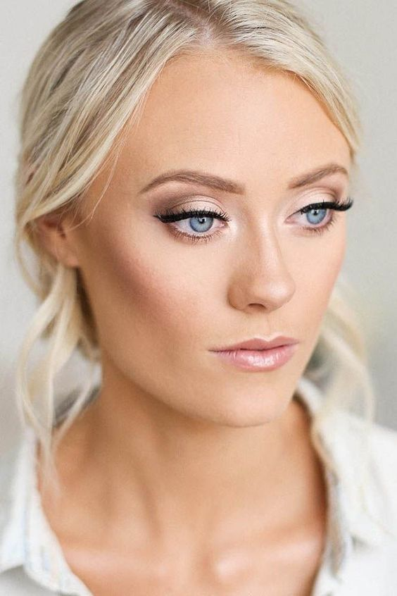 30 Spellbinding Bridesmaid Makeup For Every Woman