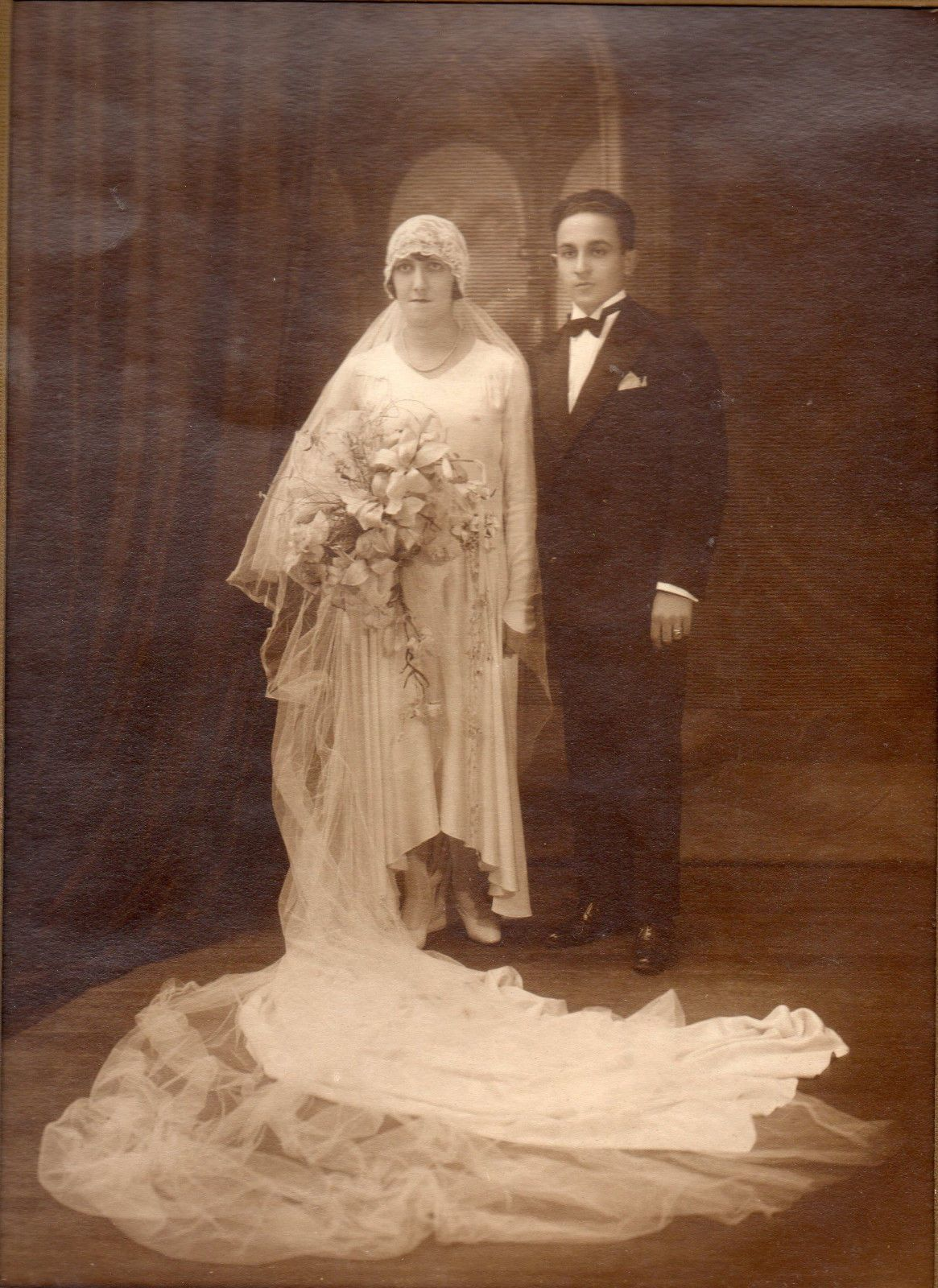 Pin von Jaana Seppälä auf 1920\'s wedding fashions | Pinterest