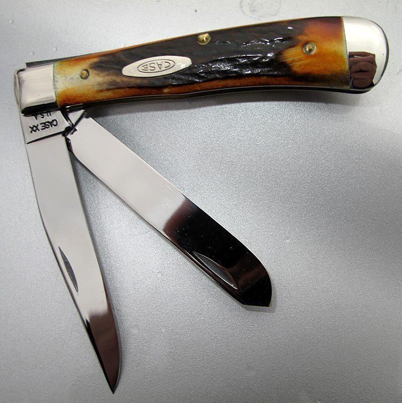 Case xx 1960's trapper. Mint Case Knives Pinterest