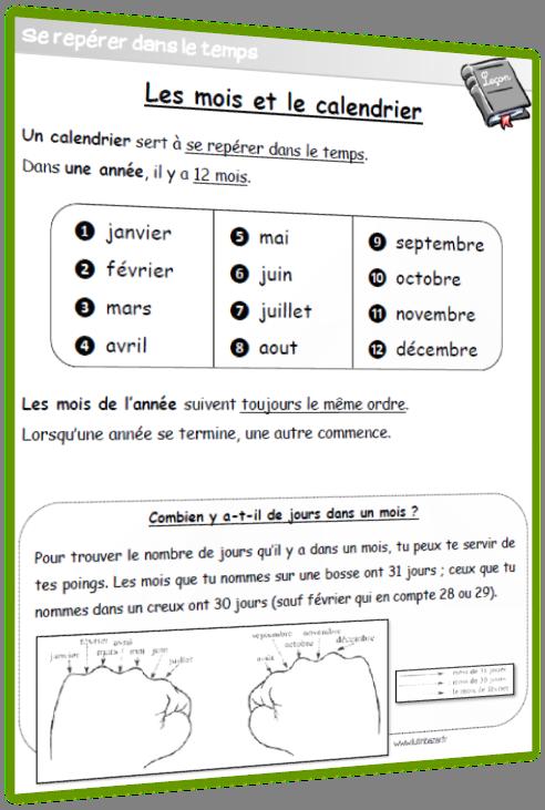 Questionner Le Temps Ce1 Ce2 : questionner, temps, Repérage, Temps, Cycle, Lutin, Bazar, Programme, Questionner, Monde, Exercice
