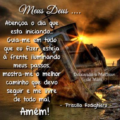 O Amor De Deus Bom Dia Para Todos Mensagem Frases Amor E