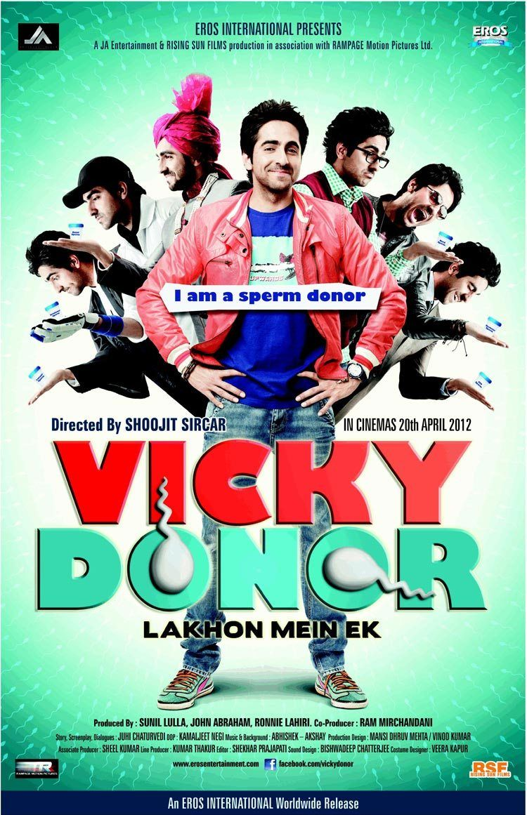Vicky Donor Cute Movie Surpassed All Expectations And What Acting By Annu Kapoor He Is Hindi Movies Online Free Hindi Movies Online Free Movies Online