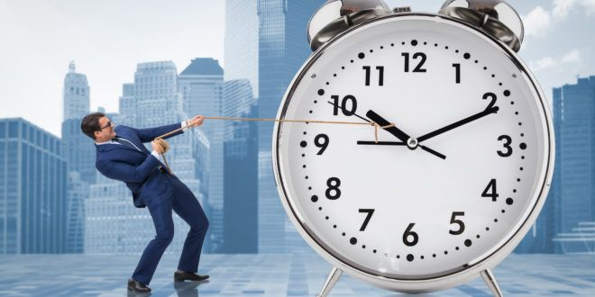 Five Time Management Tips For Lawyers  Law Technology Today