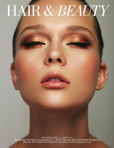 BEAUTY - Welcome to Merton Muaremi | Makeup Artist | Hair Stylist | Melbourne | Sydney