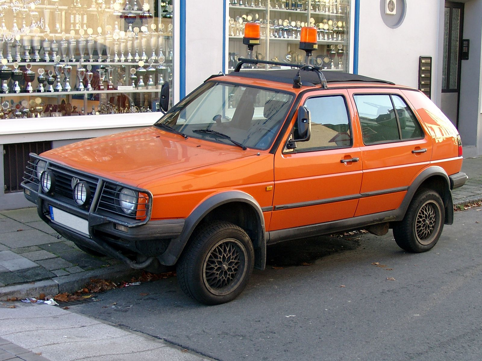 Volkswagen Golf (Mk2) Country 4x4 | Classic Cars | Pinterest ...