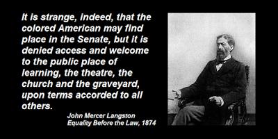 Image result for John Mercer Langston