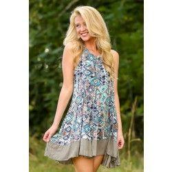 Borrowed Time Dress - $36.00