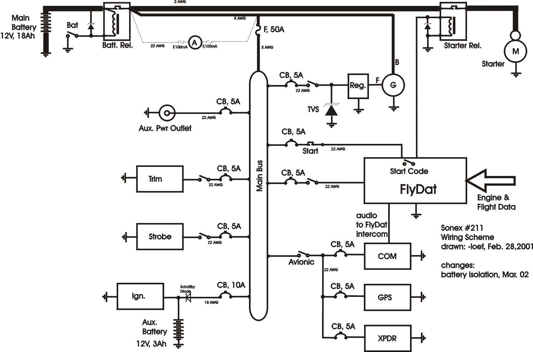 Wiring Diagram Intercom System