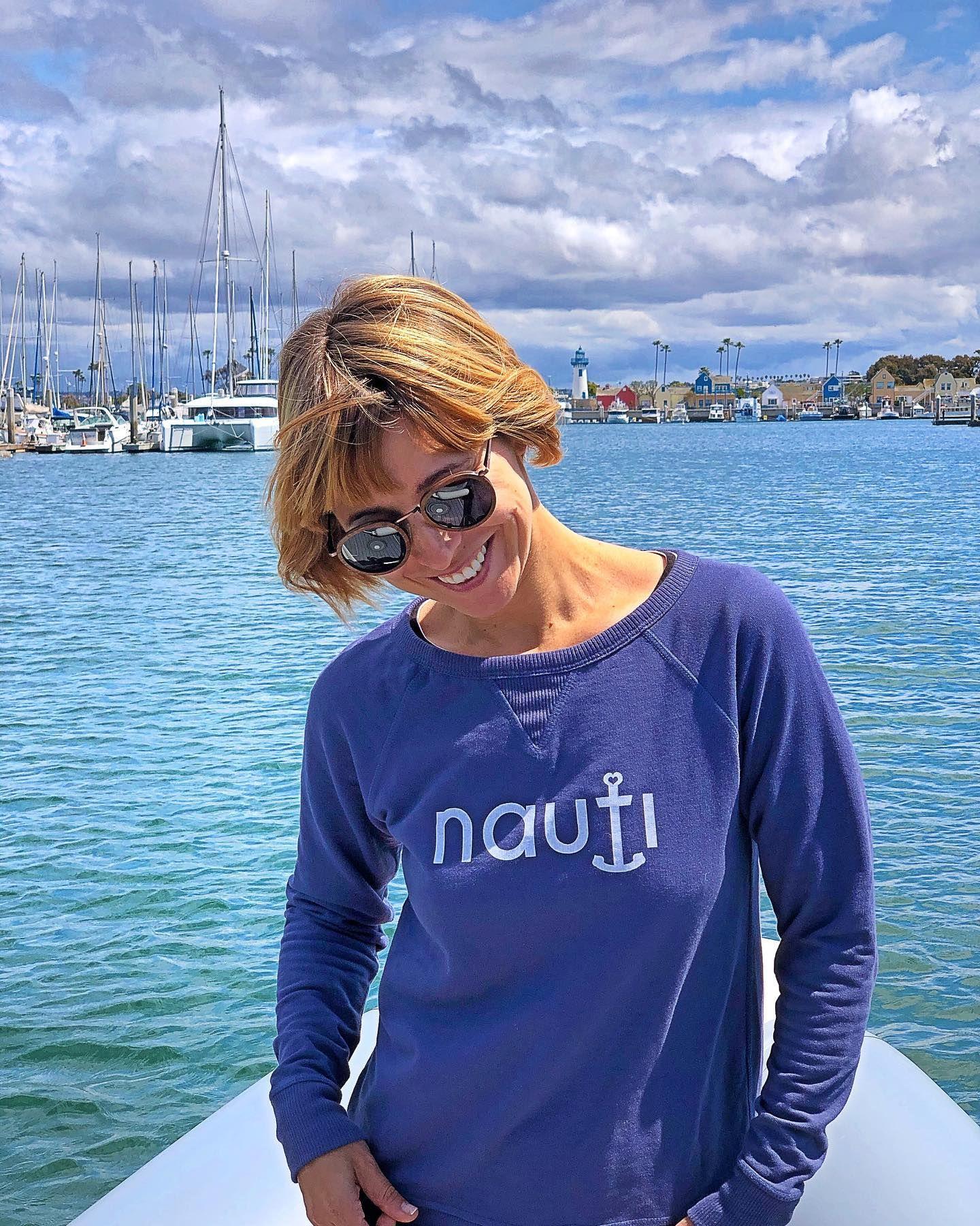 Ocean is my Back Yard  @shopnauti #nauticalfashion #quarantinelife . : : : : : : #nautical #nauti #nauticalstyle #anchorsweater #shopnauti #covid2020 #quarantineandchill #oceanview #oceanlover #yachtlife #yachtbum #dinghycruising #brigboats #nauticaljewelry #anchorsaway #anchors #boats #yachts #yachting #sailing #sailingfashion #stayhomestaysafe #coronavid19 #onthewater #liveaboard